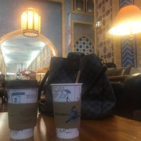 Photo taken at Caribou Coffee by İpek D. on 7/11/2016