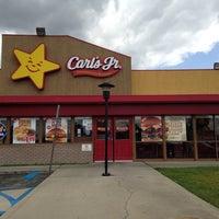 Photo taken at Carl's Jr by Erik N. on 5/6/2014