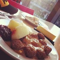 Photo taken at IKEA Restaurant by TonTon on 10/24/2012