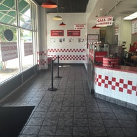 "Photo taken at Five Guys by Busa ""B"" on 8/29/2016"
