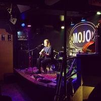 Photo taken at Mojo Blues Bar by Philipp on 10/7/2014
