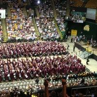 Photo taken at EagleBank Arena by Garrett W. on 6/14/2013