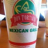 Photo taken at Don Tortaco Mexican Grill by Sandi E. on 8/22/2014