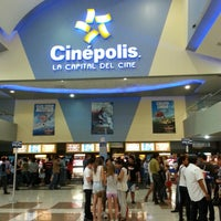 Photo taken at Cinépolis by Othoniel H. on 8/24/2013