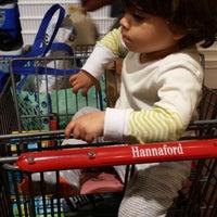 Photo taken at Hannaford Supermarket by Brett C. on 6/4/2014