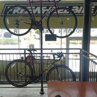 Photo taken at Freewheel Bike Shop - Midtown Bike Center by Santa E. on 5/14/2013