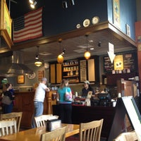 Photo taken at Potbelly Sandwich Shop by Michael F. on 3/22/2014