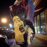Photo taken at Oak Cliff Cultural Center by Steve C. on 10/20/2014
