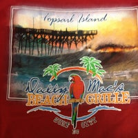 Photo taken at Daddy Mac's Beach Grille by Adolph M. on 9/29/2013