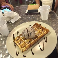 Photo taken at Ice Cream Chefs by Joanna S. on 2/22/2015