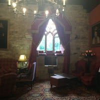 Photo taken at Langley Castle Hotel by Andrea on 9/24/2016