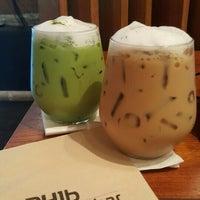 Photo taken at PH1b coffee bar by Patt S. on 4/3/2016
