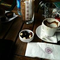 Photo taken at Kahve Dünyası by veysel k. on 5/12/2013
