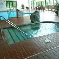 Photo taken at Best Western East Towne Suites by K. K. on 8/13/2016