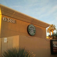 Photo taken at Starbucks by Rusty S. on 12/20/2012