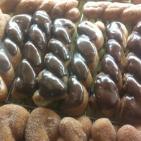 Photo taken at Laurel Tavern Donuts by Paul R. on 12/31/2012
