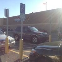 Photo taken at Walmart Supercenter by Bill M. on 5/24/2013