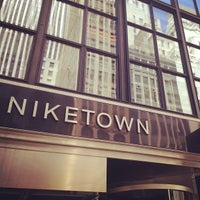Photo taken at Niketown by Mohammed A. on 7/7/2013