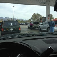 Photo taken at Costco Gas by Andrea M. on 1/31/2013