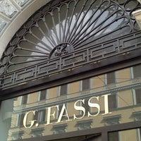 Photo taken at Palazzo del Freddo di Giovanni Fassi by Valter B. on 7/18/2013