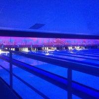 Photo taken at Bcube Bowling by Kris T. on 5/2/2014