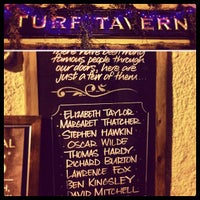Photo taken at The Turf Tavern by Ollie G. on 12/15/2012