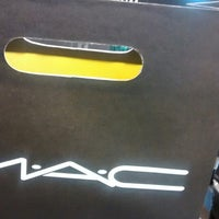 Photo taken at MAC Cosmetics by Priscila B. on 10/15/2014