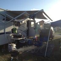 Photo taken at Cape Hatteras KOA by Paul B. on 7/3/2013
