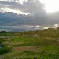 Photo taken at Santana do Acaraú by Arianne E. on 2/2/2016