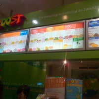Boost Juice Bar @ Venetian Macau