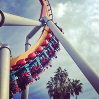 Photo taken at Knott's Berry Farm by Manny G. on 3/27/2013