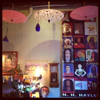 Photo taken at Caffe El Triunfo by Grant L. on 12/12/2012