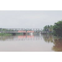 Photo taken at Mempawah by Dhian Tamalia R. on 6/13/2014