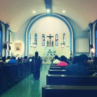 Photo taken at Church of Our Lady of Sorrows by Joseph C. on 9/14/2013