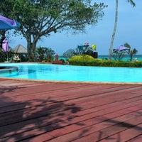 Photo taken at P. P. Erawan Palms Resort by Hugo on 1/20/2014