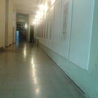 Photo taken at Facultad De Derecho - UNC by Carla Z. on 6/5/2014