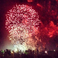 Photo taken at Ashbridge's Bay Park by Winston S. on 5/21/2013