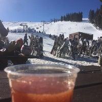Photo taken at Tahoe Donner Ski Resort by Sean K. on 12/29/2015
