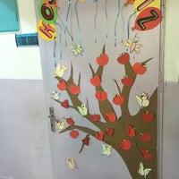 Photo taken at Mithatpaşa İlköğretim Okulu by Tuğba Ö. on 12/24/2015