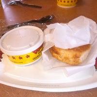Photo taken at Bojangles' Famous Chicken 'n Biscuits by Kiersten B. on 6/29/2013