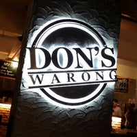 Photo taken at Don's Warong by Simon on 6/1/2013
