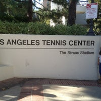 Photo taken at UCLA Los Angeles Tennis Center by Kim M. on 12/31/2012