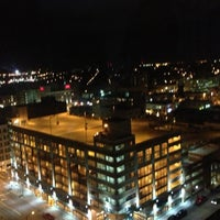 Photo taken at Hyatt Regency Buffalo / Hotel and Conference Center by Alecia R. on 11/15/2012
