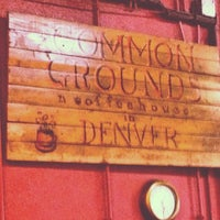 Photo taken at Common Grounds Coffee by Kristen K. on 3/22/2013