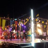 Photo taken at วัดวรจันทร์ by Sethalat R. on 11/17/2013