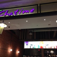 Photo taken at Chatime by dumbbear89 on 7/13/2013