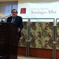 Photo taken at Hotel Felipe IV Valladolid by Arantxa F. on 6/7/2013