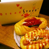 Photo taken at Bread Story by Niken B. on 5/25/2013