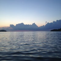 Photo taken at Isla Grande Colon by Ene C. on 6/7/2013