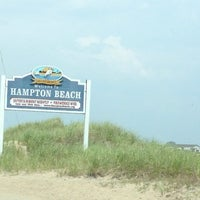 Photo taken at Hampton Beach State Park by Sandra M. on 6/22/2013